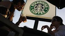 Starbucks adding items to reward points program