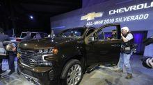 Etats-Unis: des taxes sur les voitures susceptibles d'affaiblir les champions nationaux