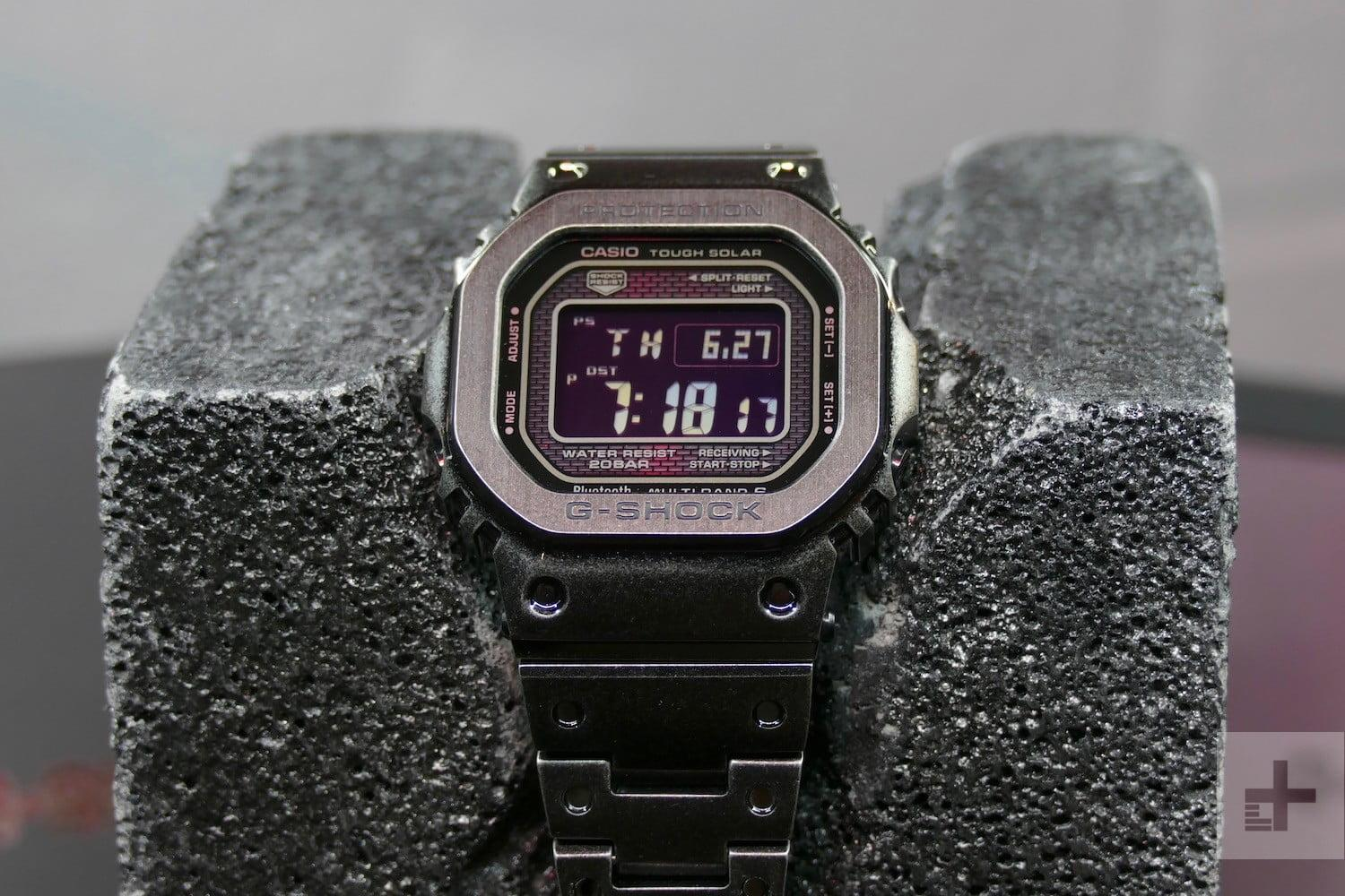 9c3d6a0bc6 Casio's making a G-Shock smartwatch, and it's going to be tougher ...