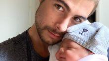 Rafa Vitti se emociona em vídeo feito na véspera da chegada da filha