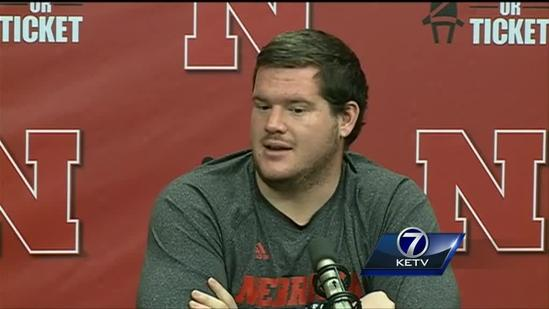 Huskers' Sirles talks about handling social media after loss