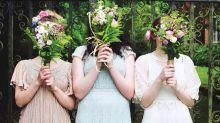 Darum will eine Frau keine Brautjungfern mit blauen Augen auf ihrer Hochzeit