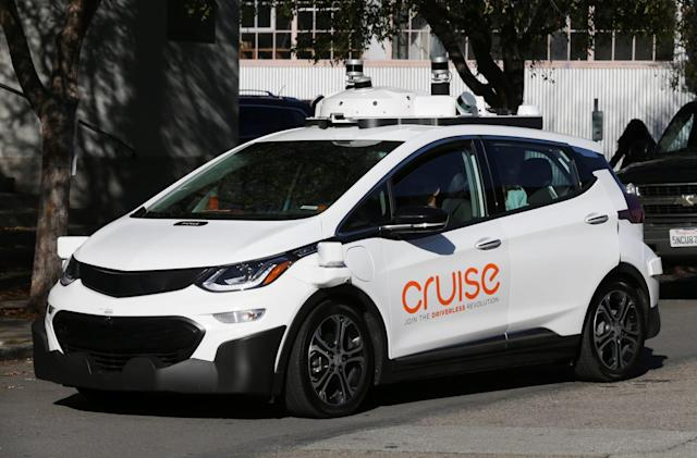 California axes self-driving car rule limiting liability for crashes