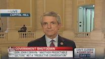 Dems not responsibly addressing spending: Rep. Rigell