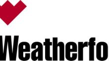 Weatherford Sells 50 Percent of Sunita Hydrocolloids Inc. Joint Venture
