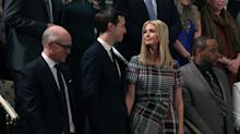 Ivanka Trump wears £2,520 tartan dress made in Italy to the State of the Union