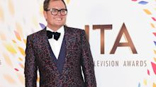 Alan Carr says comments on Adele's weight loss are 'missing the point'