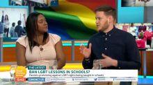 'Good Morning Britain' faces backlash for airing 'homophobic' LGBT education debate