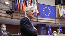 'It's a warning': Michel Barnier says Brexit was 'a failure of the EU'