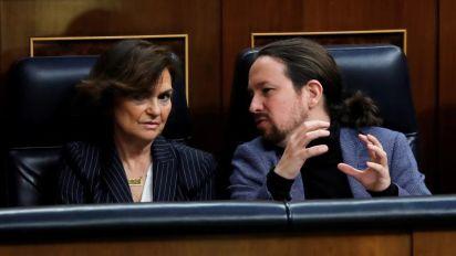 Vox recurre en el Supremo que Iglesias acceda al CNI y el nombramiento de Delgado