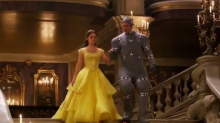 Pre-CGI Dan Stevens from Beauty and the Beast is unintentionally hilarious