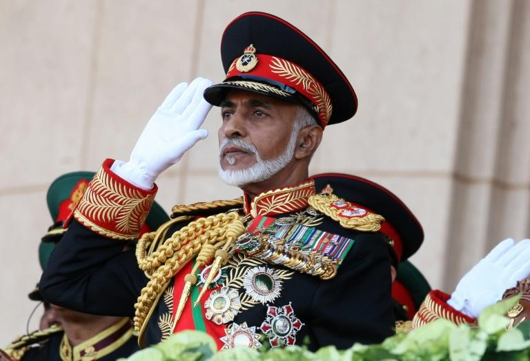 Oman's Sultan Qaboos was the scion of a dynasty that has ruled for more than 250 years (AFP Photo/MOHAMMED MAHJOUB)