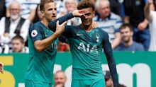 Dele Alli has unveiled a new celebration and everyone is trying to recreate it