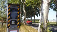 Normandie : il maquille sa poubelle en radar pour faire ralentir les automobilistes