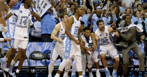 Basket - NCAA - North Carolina complète le Final 4 universitaire aux dépens de Kentucky