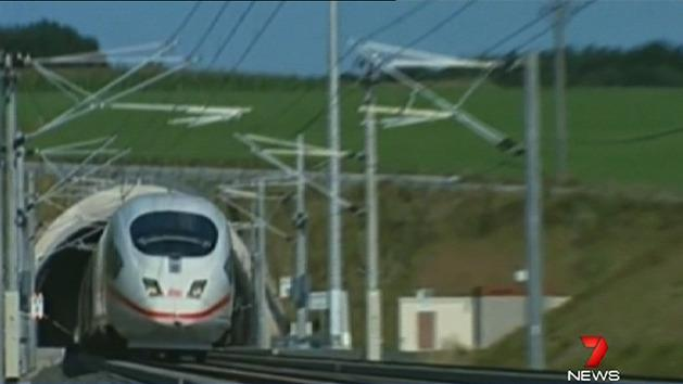Long wait for highspeed rail link