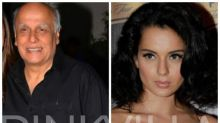 Mahesh Bhatt on Kangana Ranaut's nepotism comment - There is some truth to what she says