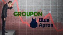 Groupon and Blue Apron's real problem: Neither business model works, experts say