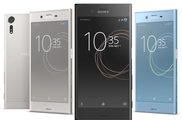 Sony's slow-mo friendly Xperia XZs goes on sale this week
