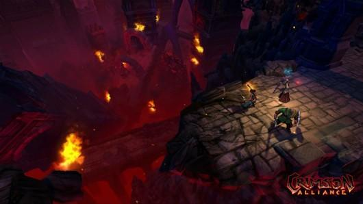 PSA: 'Free' Crimson Alliance download isn't the full game