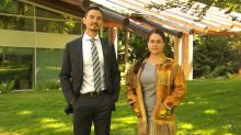 Descendants of historical Métis leaders graduate UBC side by side after unexpected meeting