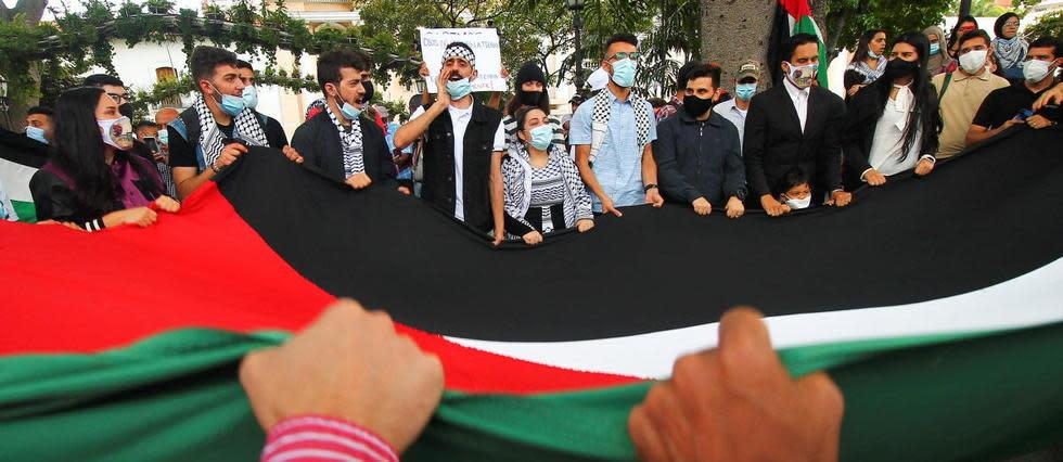 La manifestation pro-Palestiniens interdite échauffe les esprits politiques