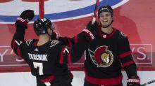 Norris scores 9 seconds into OT, Senators beat Maple Leafs