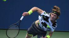 US Open (H) - US Open : Andrey Rublev éteint Matteo Berrettini