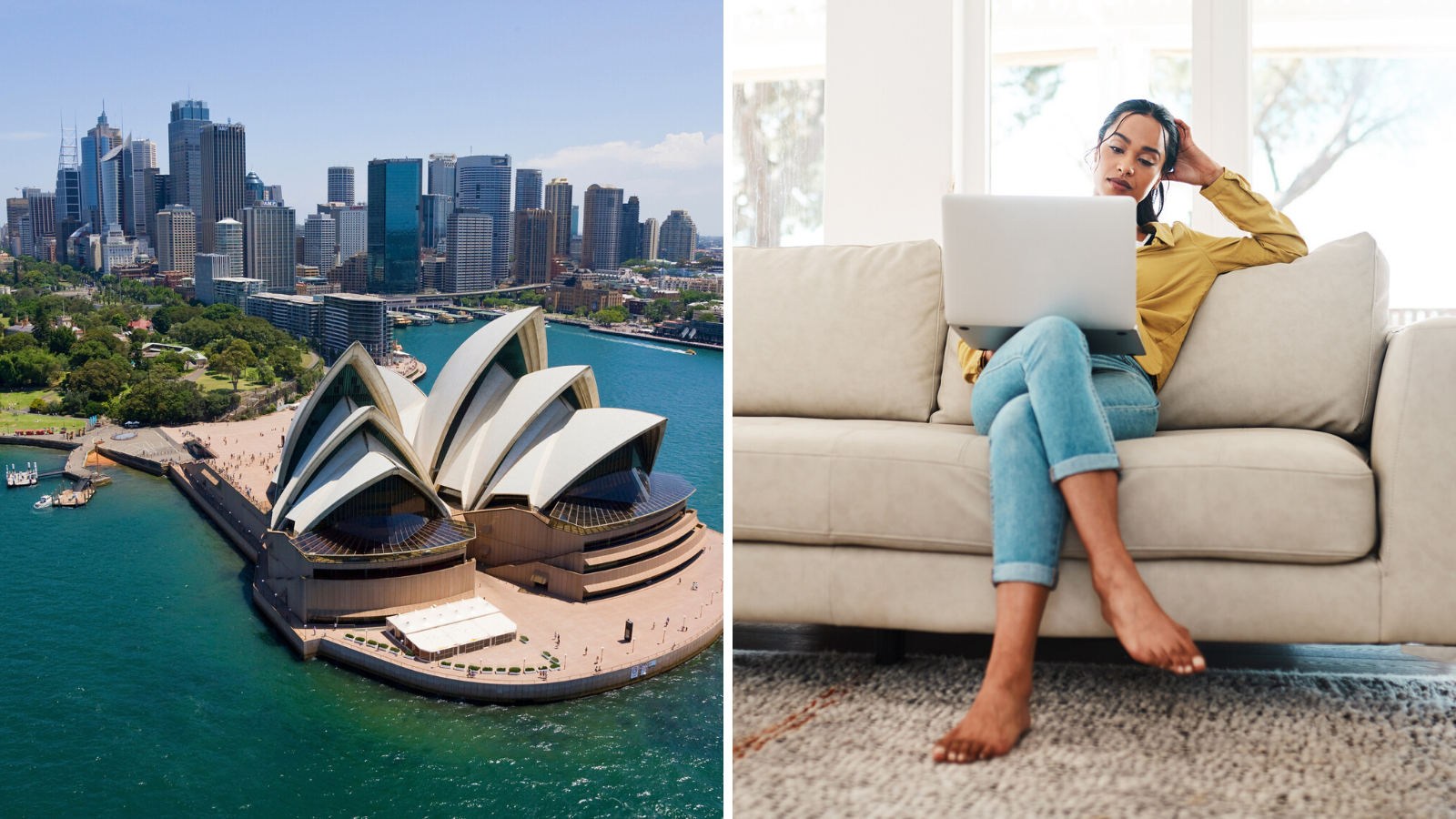 Working from home puts salaries in question
