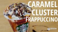 Make Starbucks's Secret Caramel Cocoa Cluster Frappuccino at Home