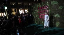 Milano, parata di stelle ai Green Carpet Fashion Awards