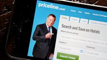 Priceline shares plunge 8% from all-time high after quarterly bookings fall short