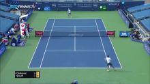 Tennis - ATP - Cincinnati : Djokovic, toujours invaincu en 2020, élimine Struff