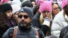 Tausende Teilnahmer an drittem Women's March in den USA gegen Trump