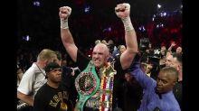 Fury pummels Wilder to claim WBC heavyweight title, wins by TKO in 7th