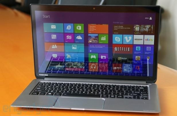 Toshiba Kirabook hands-on (video)