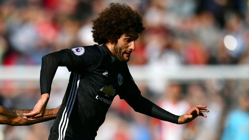 'Not many solutions' for Man Utd after Fellaini injury, says Mourinho