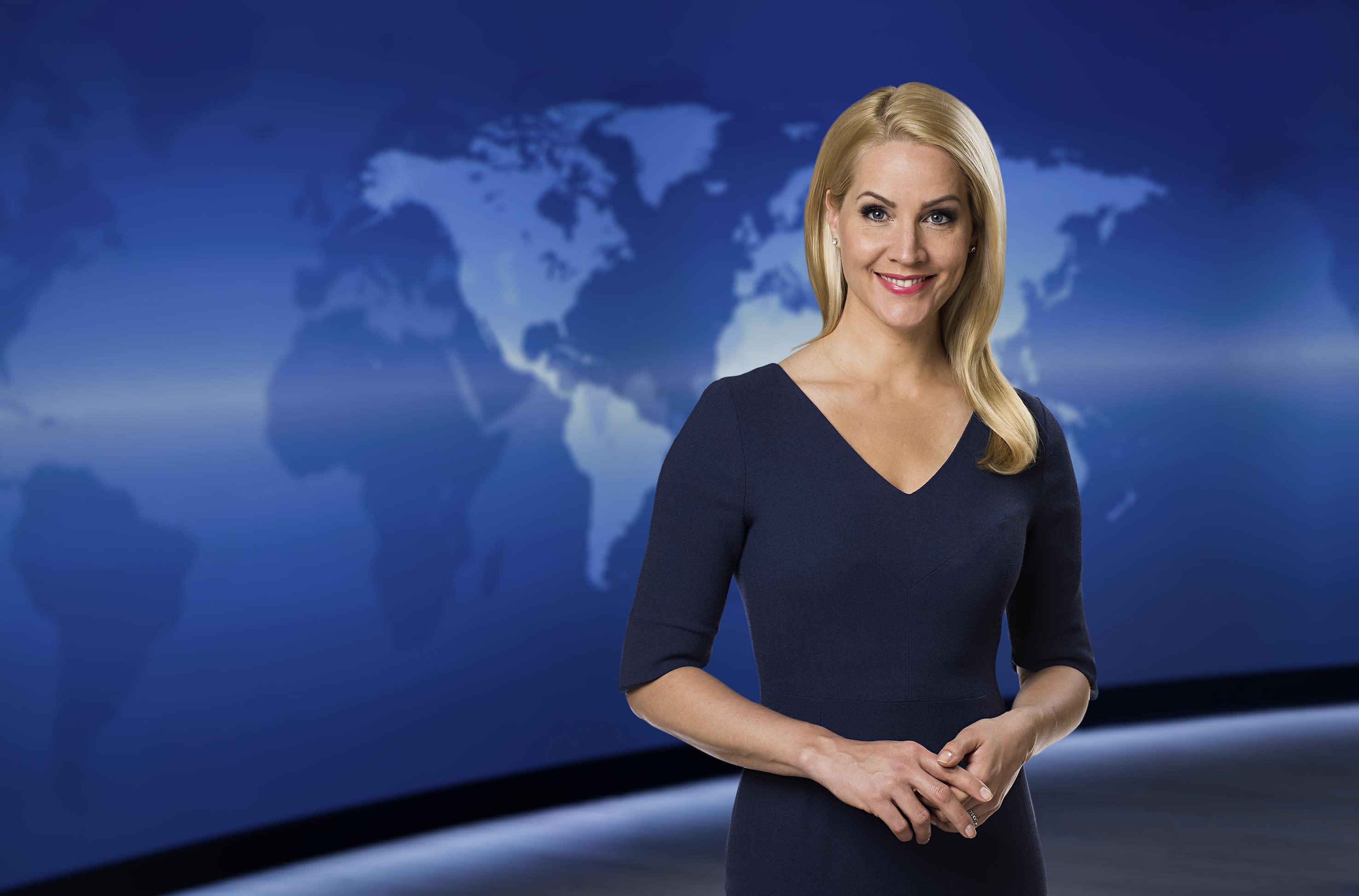Tagesschau-Sprecherin Judith Rakers zeigt sich ungeschminkt
