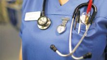 Tens of thousands of NHS staff off sick because of Covid-19, data reveals
