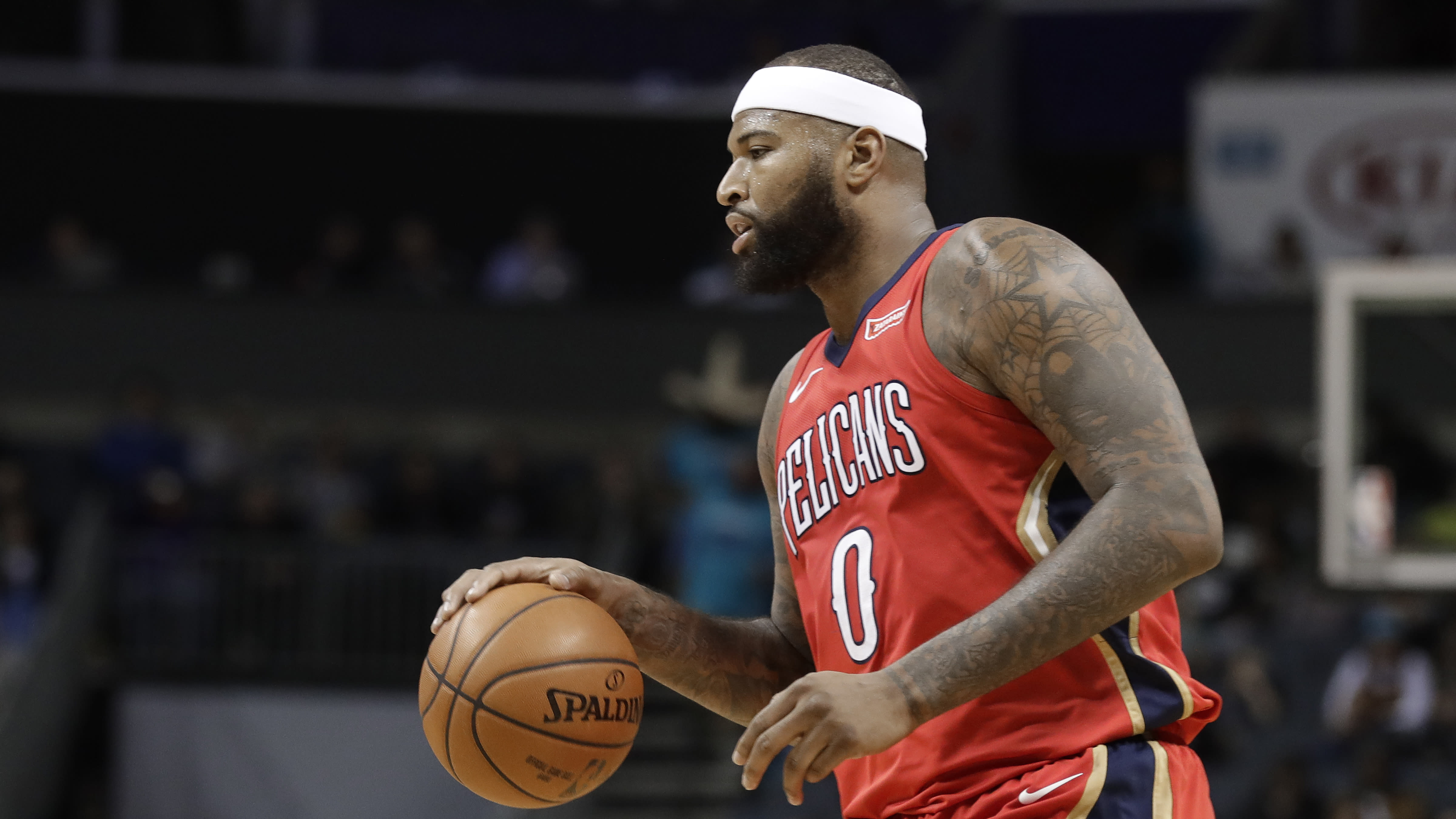 d7cbb0769 NBA social media appropriately stunned by DeMarcus Cousins deal