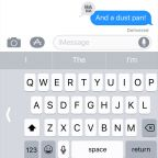 Apple is giving iPhones a one-handed keyboard with iOS 11 — here's how to activate it