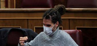 Suspendida la declaración de Alberto Rodríguez (Podemos) en el Supremo