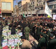 Iran holds funerals for victims of terror attack in Ahvaz