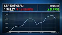 With stocks still stagnant S&P's Stovall says be careful before jumping into the market