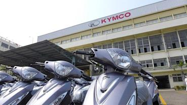 機車年度總市場力拼93萬輛,KYMCO挑戰31.5萬輛誓言拿下21連霸