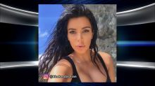 Kim Kardashian's Belly Button Makeover