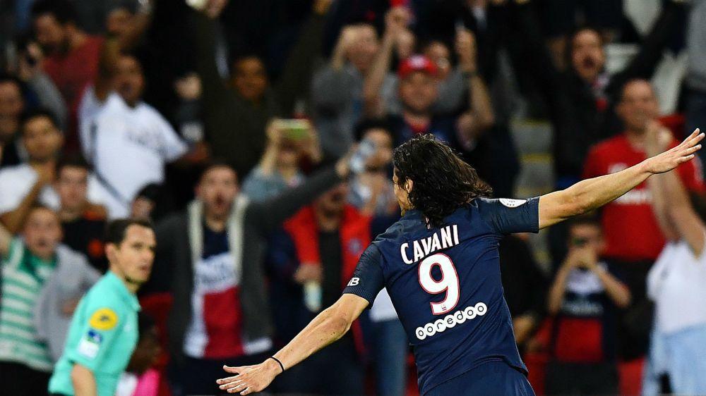 Furia Cavani, è il primo in Europa ad arrivare a trenta goal