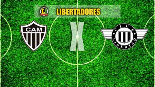 Com 'raiva', Atlético-MG recebe o Libertad por reabilitação