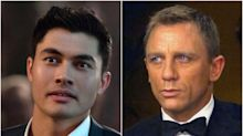 Henry Golding should be the next James Bond