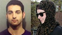 FBI collects evidence from Boston suspect's widow